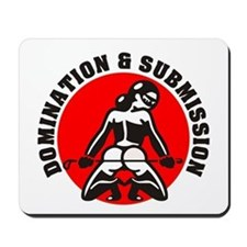 Domination and Submission Mousepad