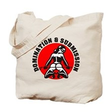 Domination and Submission Tote Bag