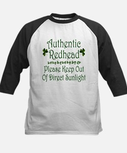 Authentic Redhead Kids Baseball Jersey