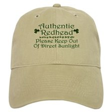 Authentic Redhead Baseball Cap