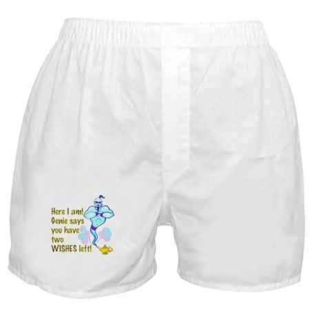 Two Wishes Boxer Shorts