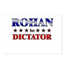 ROHAN for dictator Postcards (Package of 8)