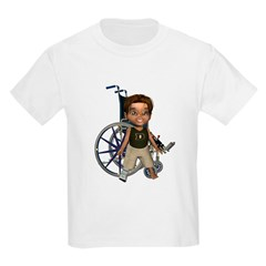 Karlo Broken Right Leg T-Shirt
