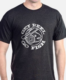 Get Reel Go Fish T-Shirt