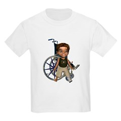 Karlo Broken Left Leg T-Shirt