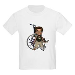 Karlo Broken Left Leg T-Shirt