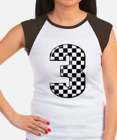 auto racing #3 Women's Cap Sleeve T-Shirt