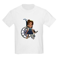 Katrina Broken Left Leg T-Shirt