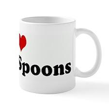 I Love Rusty Spoons Mug