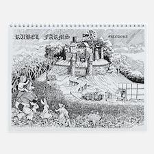 Rubelia Wall Calendar