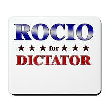 ROCIO for dictator Mousepad