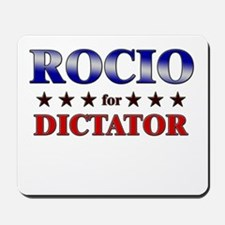 ROCIO for dictator Mousepad