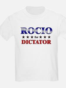 ROCIO for dictator T-Shirt