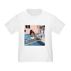 Katrina Sick Toddler T-Shirt