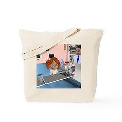 Kit Sick Tote Bag