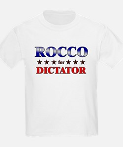 ROCCO for dictator T-Shirt