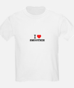 I Love SMOOTHIE T-Shirt