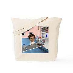 Karlo Sick Tote Bag