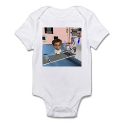 Karlo Sick Infant Bodysuit