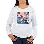 Kevin Sick Women's Long Sleeve T-Shirt