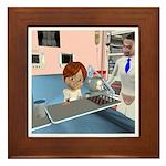 Kevin Sick Framed Tile
