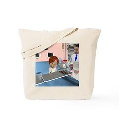 Kevin Sick Tote Bag