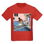 Kevin Sick Kids Dark T-Shirt