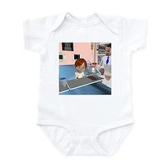 Kevin Sick Infant Bodysuit