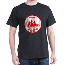 Mike's Pirate School T-Shirt