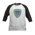 San Juan Indian Police Kids Baseball Jersey
