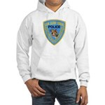 San Juan Indian Police Hooded Sweatshirt