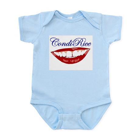 CONDI RICE SMILE Infant Creeper