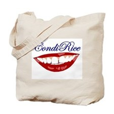CONDI RICE SMILE Tote Bag