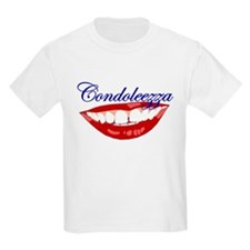 CONDOLEEZZA SMILE Kids T-Shirt