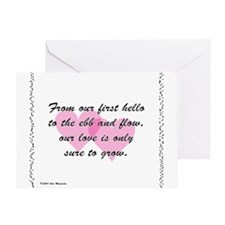 First Hello Greeting Card