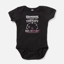 Scrapbooking Is Not Cheaper Than The Baby Bodysuit