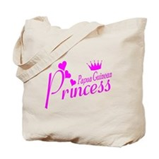Papua New Guinea princess Tote Bag