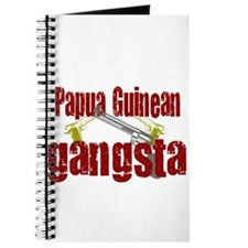 Papua New Guinean gangsta Journal
