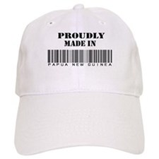 Proudly made in Papua New Gui Baseball Cap