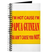 Hot Papua New Guinean Journal