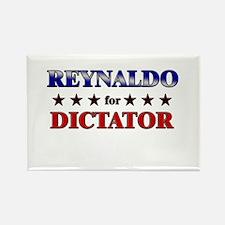 REYNALDO for dictator Rectangle Magnet