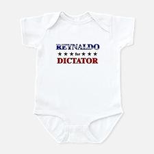REYNALDO for dictator Infant Bodysuit