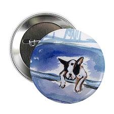 """BOSTON in bathtub Design 2.25"""" Button (100 pack)"""