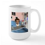 Karlo Sick Large Mug