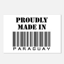 Made in Paraguay Postcards (Package of 8)