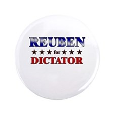 "REUBEN for dictator 3.5"" Button"