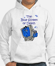 The Blue Screen of Death Hoodie