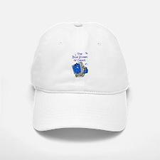 The Blue Screen of Death Baseball Baseball Cap