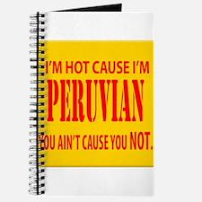 Cute Travel peru Journal