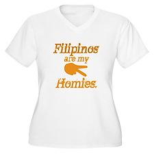 Filipinos are my homies T-Shirt